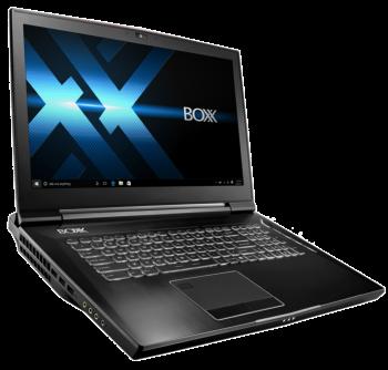 GoBOXX MXL with NVIDIA Quadro P5200 GPU