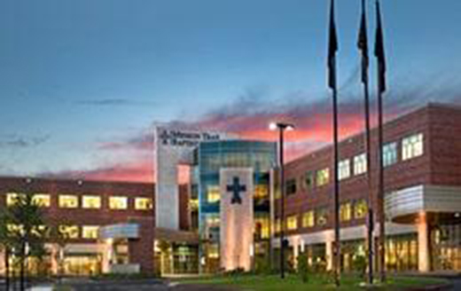 Mission Trail Baptist Hospital