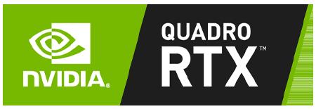 NVIDIA Quadro RTX Logo