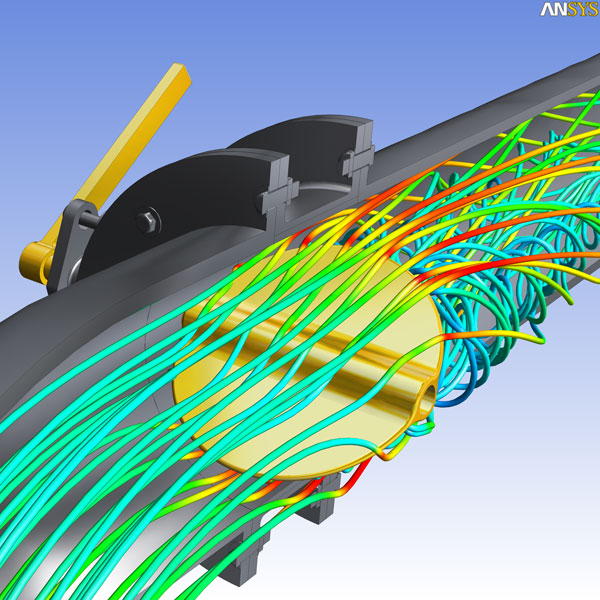 ANSYS Structural Simulation