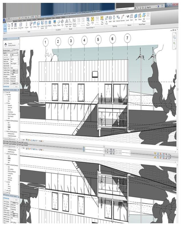 Revit Workstation Design & Modeling