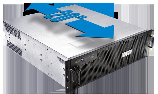 Vizrt Rackmount Servers